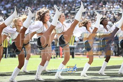 Oakland Raiderettes 2017