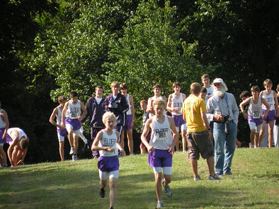 2009 Varsity Cross Country at Covington Catholic Invitational
