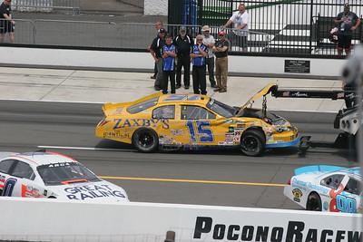 08-01-14 Pocono Sprint Cup, CWTS & ARCA