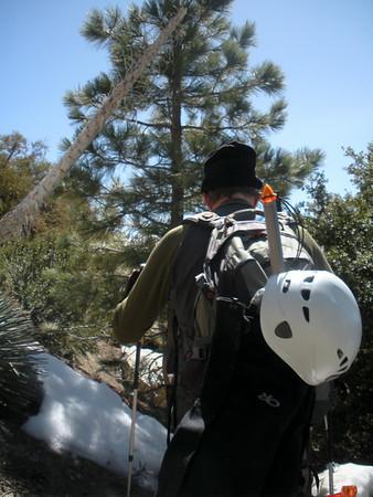 Mt. Baldy - March 19, 2010