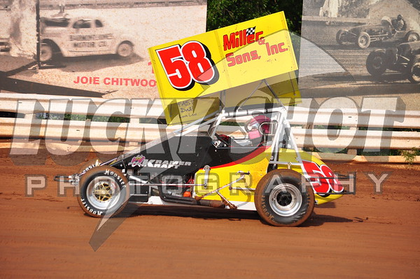 Williams Grove S.N.S 8-2-14 Shank