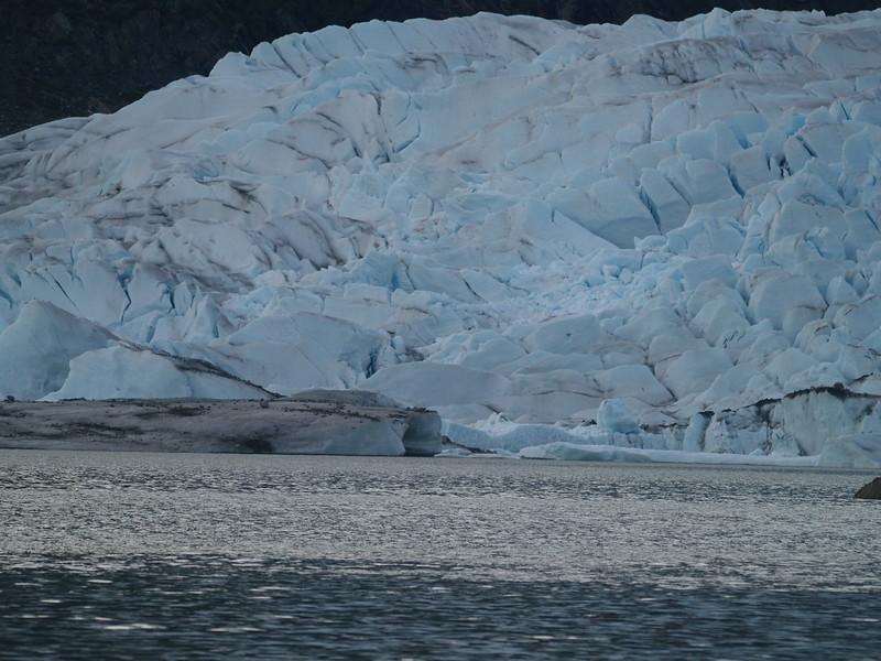 Mendenhall ice