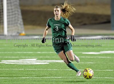 2010-01-04 - Scrimmage - Grapevine v Carroll (Soccer - Women)