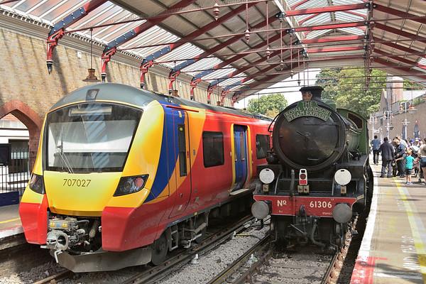 Trains July 2019