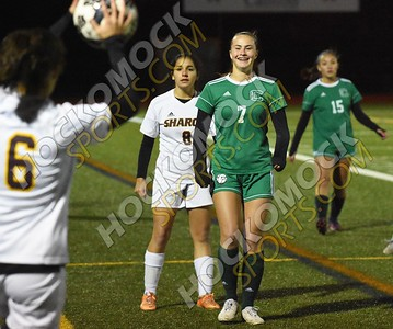 Canton - Sharon Girls Soccer 10-18-18