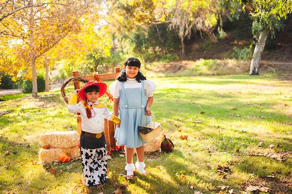 Halloween minis 2014/2