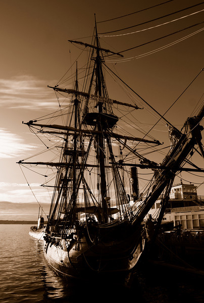 San Diego's Historic Ships