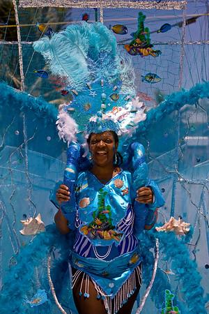 Belize City Carnival 2011