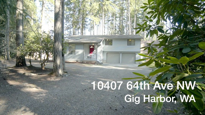 10407 64th Ave NW, Gig Harbor