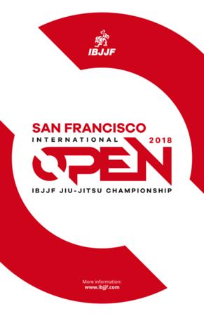 2018 IBJJF San Francisco Open