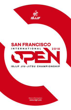 2018 IBJJF San Francisco Open