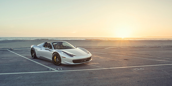Ferrari 458 Spider | DPE Wheels