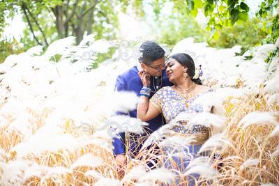 Aparna & Aron - Wedding
