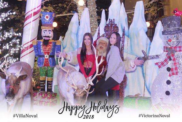 Villa Noval Christmas Party