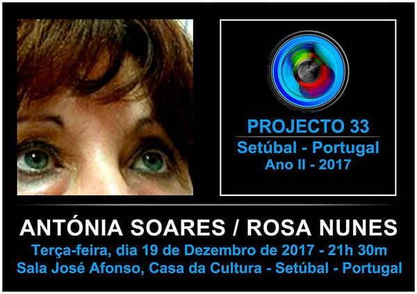 Antónia Soares / Rosa Nunes - 2017