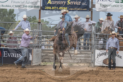 Meridian Lions Rodeo - Friday Night