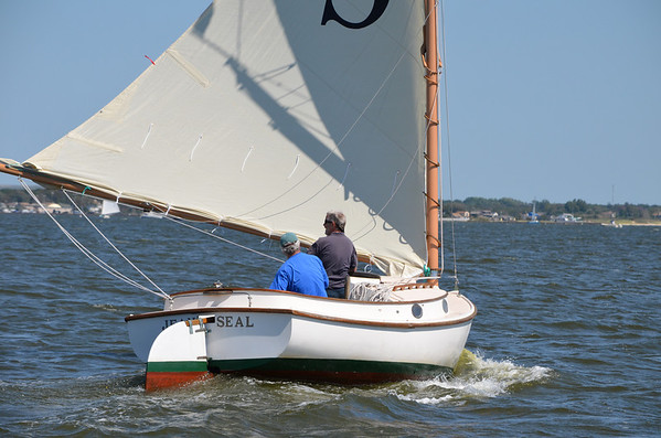 SYC Catboat Rendezvous 2013
