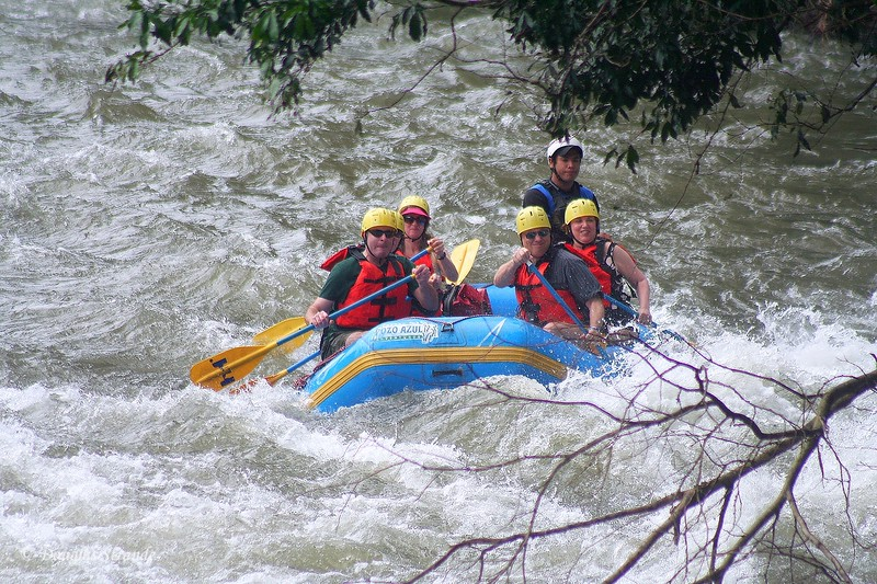 Sarapiqui: White-water rafting