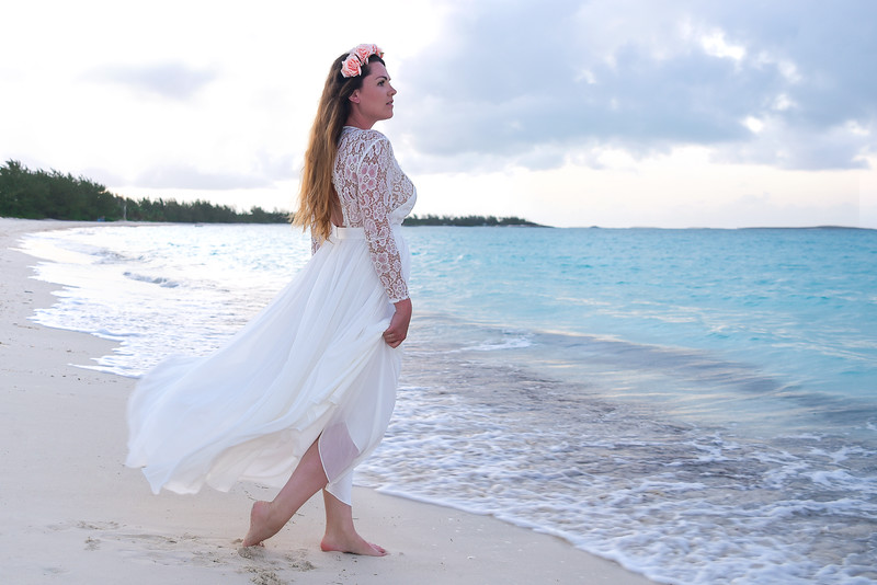 Destination Wedding at Paradise Bay Resort in Exuma Bahamas photo by Reno Curling #renocurling