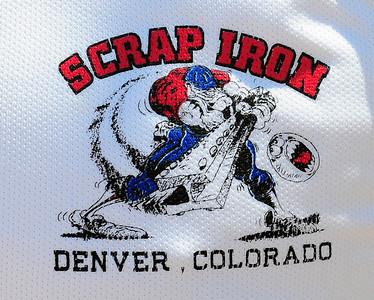 Chiefs vs Scrap Iron 80's