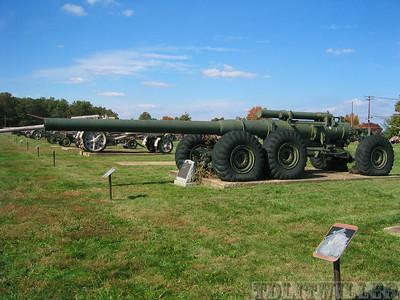 US 8 inch gun