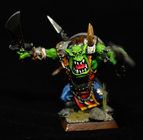 Warhammer Figures in Micro