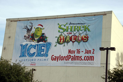 ICE at Gaylord Palms 2012