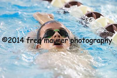 Reading Y Swim Sunday Afternoon  2/9/2014
