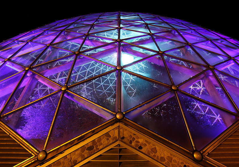 Mitchell Park Conservatory (The Domes) - Milwaukee, WI