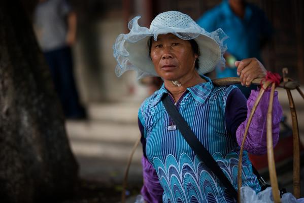 A Day in Jianshui, Yunnan, China