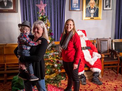 12/14 Photos with Santa