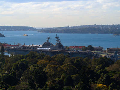 20190620 Aircraft Carrier USS Wasp in Sydney