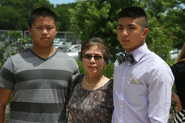 2014 MAMS Graduation