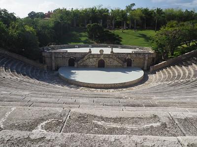 La Romana - Ancient village Altos de Chavón - Amphitheatre