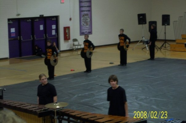 Winter Drumline 2008