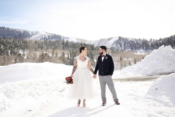 March 3, 2017 - Suzanna Pynakker and Jared Hendrick