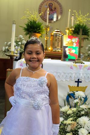 Brianna's Baptism
