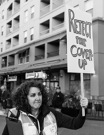 Feb 05 Reject the Coverup Protests