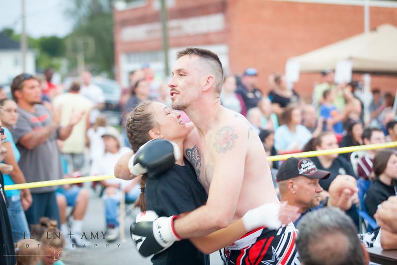 Tyler Kickboxing