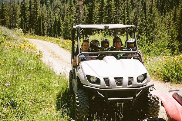 Alpine Camping Trip 2017