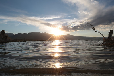 2012-07-02 Mon: 04 Mono Lake Sunset