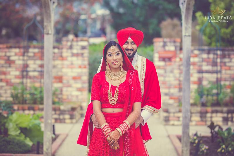 Prabhjit & Ashleen's Photoshoot