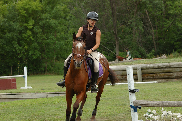 Julie Stenslie Clinic 8-3-2008