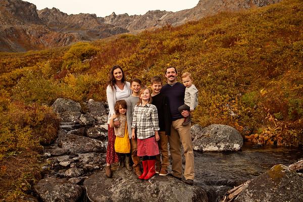 Harrop Family