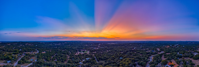 Dripping Springs Sunset - Friday, Sep 6, 2019