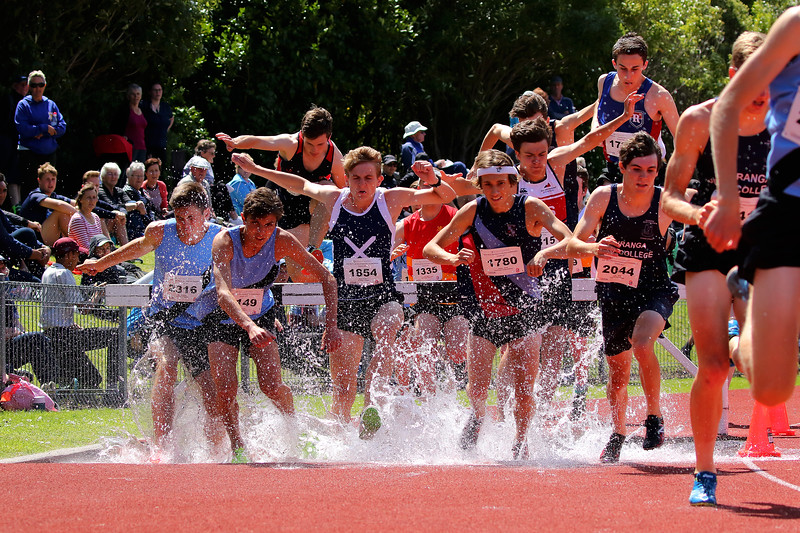 NZSSAA Track Events 2018