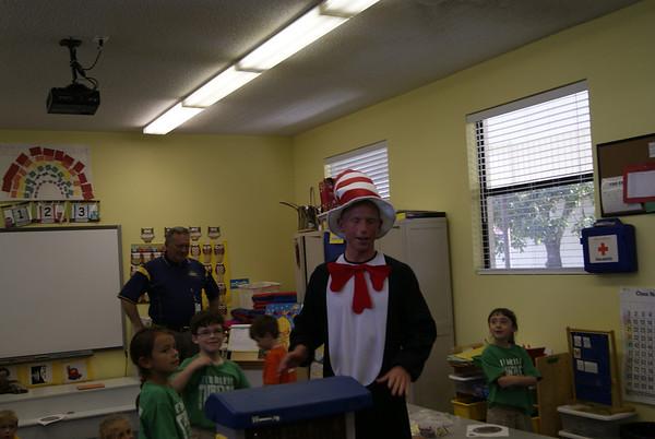 Dr. Seuss' Bday Celebration!