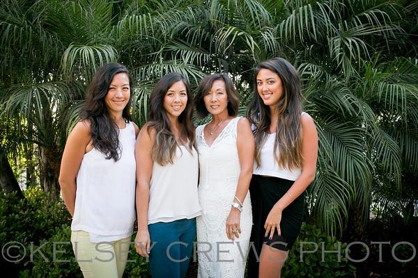 Santa Barbara Bacara Resort Family Photography