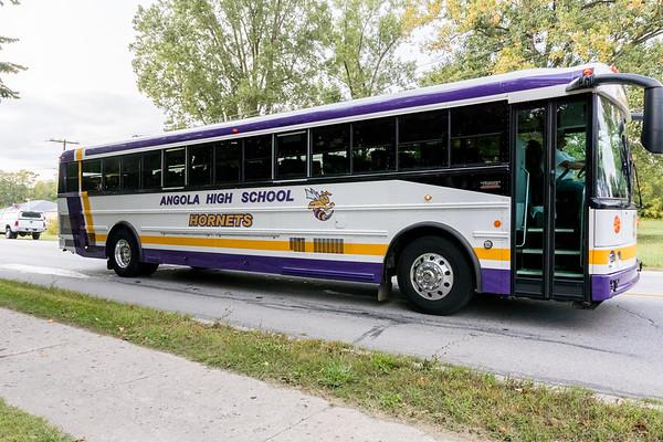 2017-2018 Junior Homecoming Float and Homecoming Parade