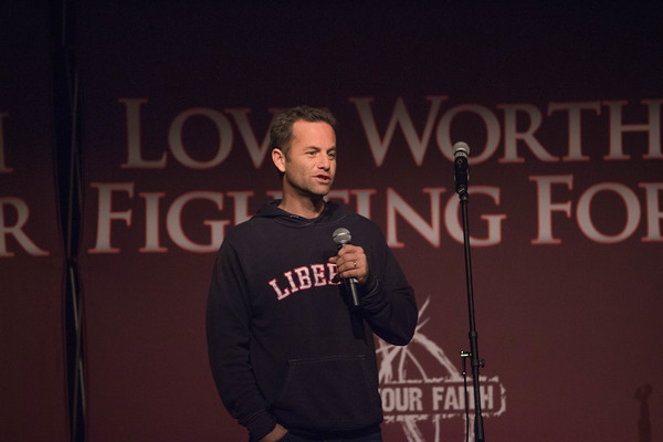 Kirk Cameron's Love Worth Fighting For Marriage Event
